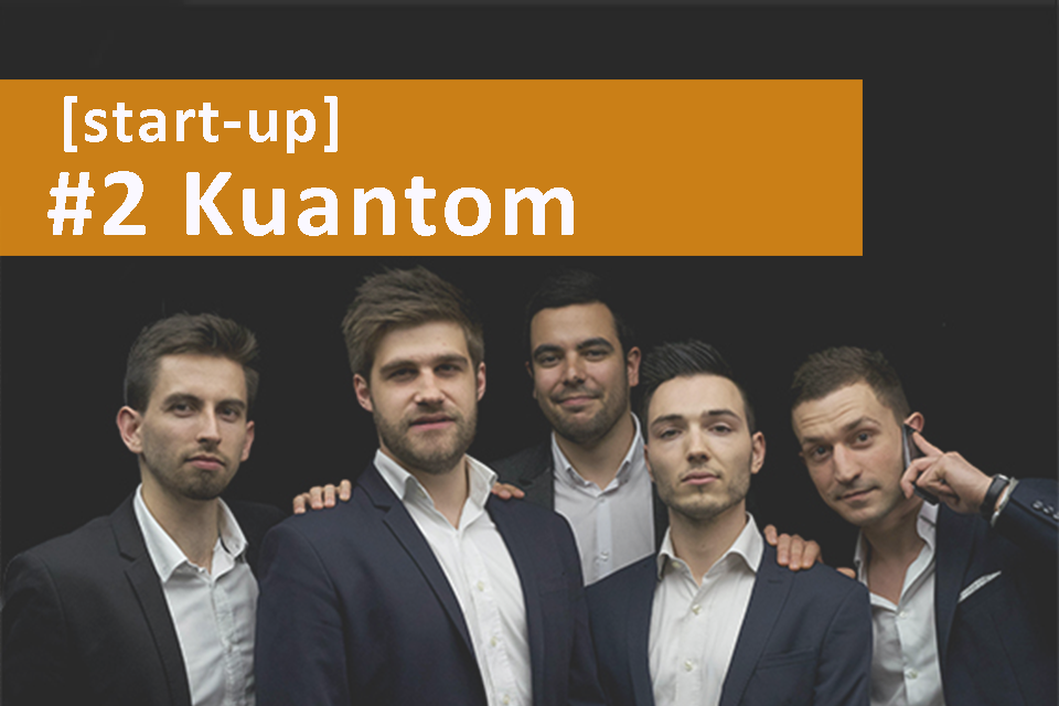 Start-up Kuantom