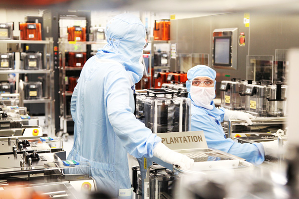 STMicroelectronique Mandarine Codi